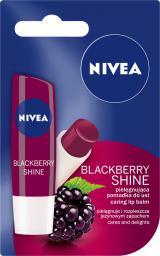 Nivea POMADKA BLACKERRY SHINE 4,8G