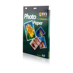 TF1 Papier Foto  A4, 100g, 20ar matowy, samoprzylepny (ADMAA410020)