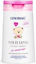 Linomag Płyn do kąpieli dla niemowląt 200ml (LI0017)