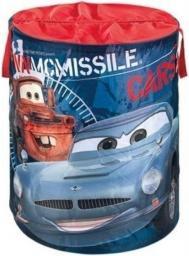 Kosz na zabawki Cars - okrągły (DY1-0055)
