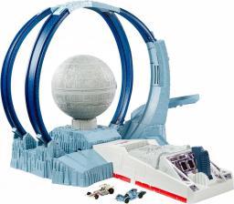 Mattel SW Autostatki Zniszcz Gwiazdę Śmierci (DHH82 )