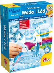Lisciani Mały Geniusz, Doświadczenia z wodą i lodem (304-P54855)