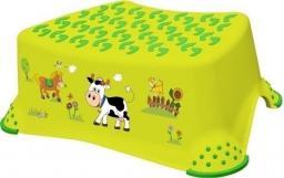 """Keeeper Podest dziecięcy """"Funny Farm"""" zielony (OKT0102)"""