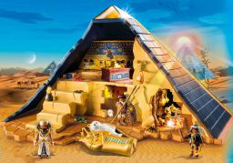 Playmobil Piramida Faraona (5386)