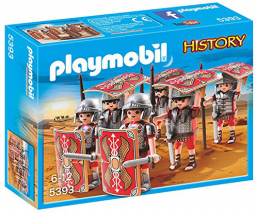 Playmobil History Romans Attack Squad - (5393)