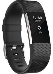 Smartband Fitbit Charge 2 Small (FB407SBKS-EU)