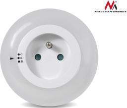 Lampka wtykowa do gniazdka Maclean LED z czujnikiem zmierzchu (MCE122)