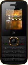 Telefon komórkowy ZTE R528 Dual SIM Czarno-żółty