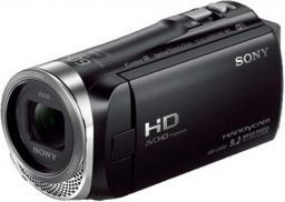 Kamera cyfrowa Sony Black (HDR-CX450B)