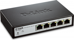 Switch D-Link DGS-1100-05/E