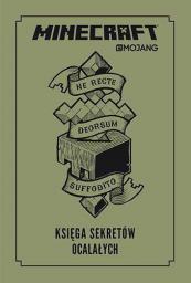 Egmont Minecraft. Księga sekretów ocalałych (11837)