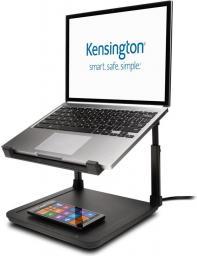 Kensington Podstawa SmartFit Laptop Riser z ładowarką indukcyjną (K52784WW)