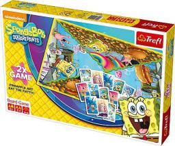 Trefl Gra SpongeBob, 2x Game (01421)