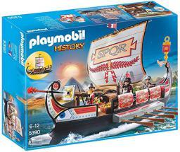Playmobil The Roman Galley (5390)