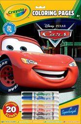 KOLOROWANKA DISNEY CARS - zakupy dla firm - CR 55519