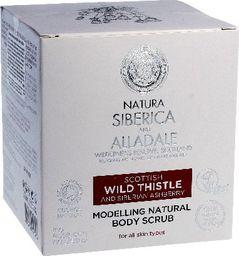 Natura Siberica SIB*NATURA ALLADALE Peeling d/ciała Nat.Modelujący