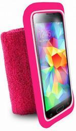 """Puro Opaska na ramię do telefonów o rozmiarze wyświetlacza 5.1"""" (UNIRUNXLPNK)"""