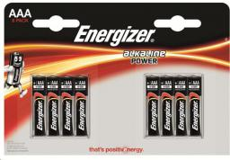 Energizer Bateria Power AAA / R03 8szt.