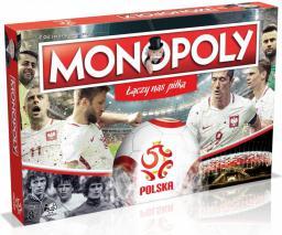 Hasbro Monopoly Reprezentacja Polski PZPN (000529)