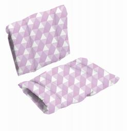 Baby Dan Poduszka do krzesła DanChair - HARMONY - fioletowy