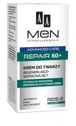 AA Cosmetics AA Men Advanced Care Repair 60+ Krem do twarzy regenerująco-wzmacniający 50ml