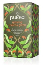 Pukka PUKKA Ginseng Matcha Green 20 saszetek - PUK5064R4