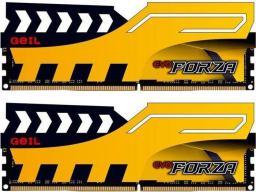 Pamięć GeIL EVO Forza DDR4, 2x16GB, 2133MHz, CL15  (GFY432GB2133C15DC)