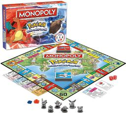Winning Moves Monopoly Pokemon (217425)