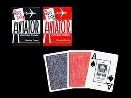 United States Playing Card Co. Karty Jumbo Aviator (184259)