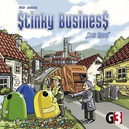 G3 Gra Stinky Business - Clean Money