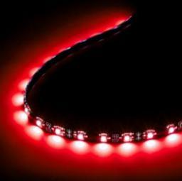 Lamptron Flexlight Pro 12 diod LED Czerwony (LAMP-LEDPR1202)