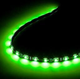 Lamptron Flexlight Pro 12 diod LED Zielony (LAMP-LEDPR1203)
