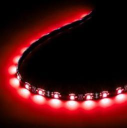 Lamptron Flexlight Pro 24 diody LED Czerwony (LAMP-LEDPR2402)