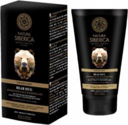 Natura Siberica MenPobudzający żel do mycia twarzy Objęcie Niedźwiedzia 150ml