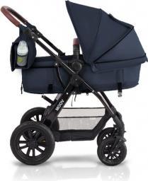 Wózek KinderKraft Wózek Wielofunkcyjny 3w1 MOOV Navy (KKWMOOVNAV0000)