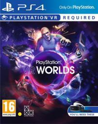 Worlds (PSVR)