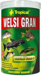 Tropical Welsi Gran pokarm wieloskładnikowy dla ryb 100ml
