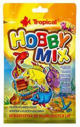Tropical Hobby Mix pokarm wieloskładnikowy dla ryb 12g