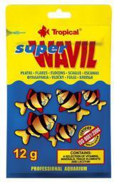 Tropical Super Wavil pokarm wieloskładnikowy dla ryb 12g