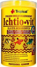 Tropical Ichtio-Vit pokarm wieloskładnikowy dla ryb 500ml