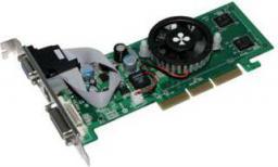 Karta graficzna Club 3D GeForce 6200 256MB 6200 AGP 256M DDR2 VGA+DVI+TV