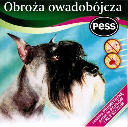PESS Zapachowa Owadobójcza Obroża PESS 60CM