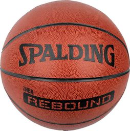 Spalding Piłka Do Koszykówki Rebound 7 Rozmiar Uniwersalny (74-524Z)
