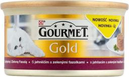Gourmet Gold z jagnięciną i zieloną fasolą 85g
