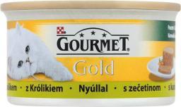 Gourmet Gold Pasztet z królikiem 85g