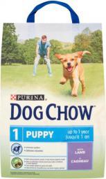Purina Jagnięcina Dog Chow Puppy 2,5kg