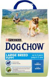 Purina Indyk Dog Chow Large Breed Puppy 2,5kg