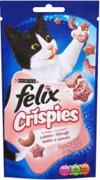 Felix Felix Crispies Łosoś Pstrąg 45g - 7613034749345