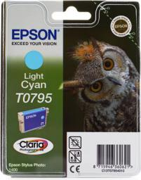 Epson tusz T0795 / C13T07954010 (light cyan)