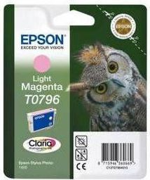 Epson tusz T0796 / C13T07964010 (light magenta)